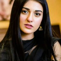 Sarah Khan Pakistani Tv actress