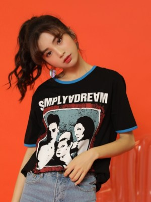 Jimin Simply Dream T-Shirt (3)