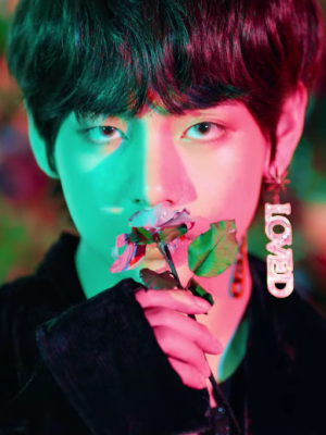 Singularity MV Loved Earrings | Taehyung – BTS