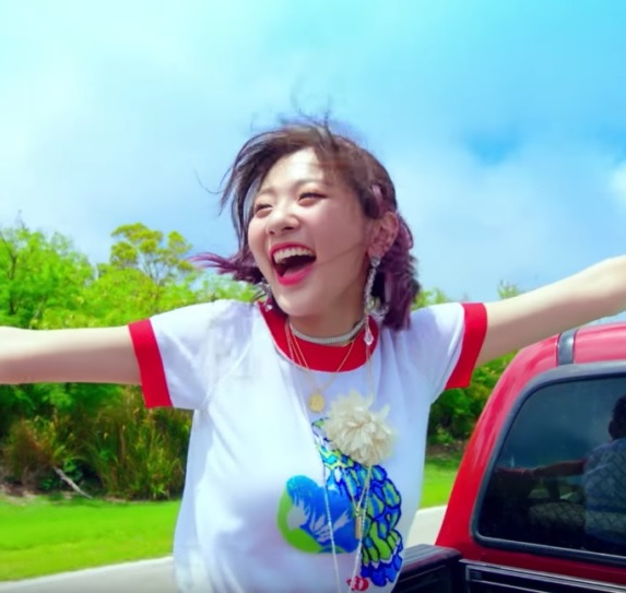 White Flower | Ahn Ji Young | Bolbbalgan4