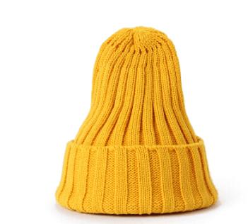 Yellow Beanie | Choi Mika – About Time