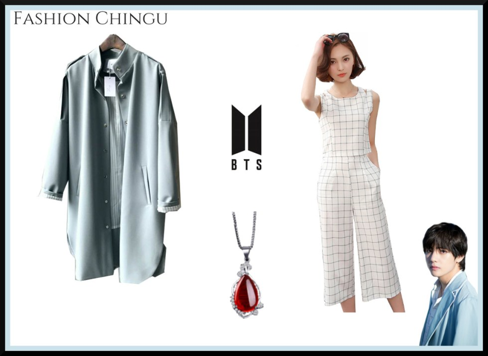 BTS V Outfit Ideas for the Dispatch Shooting 2018