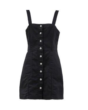 Drama My ID is Gangnam Beauty Fashion Black Jeans Dress
