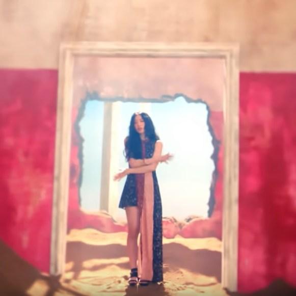 (G)-IDLE Hann MV FASHION (1)