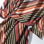 Colorful Diagonal Striped Dress | Shuhua – (G)I-DLE