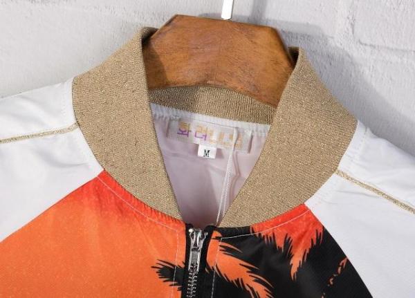 Jimin Fire Jacket
