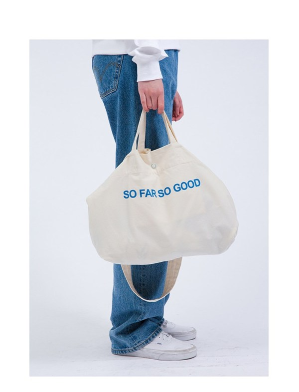 """So far so good"" Canvas Bag 