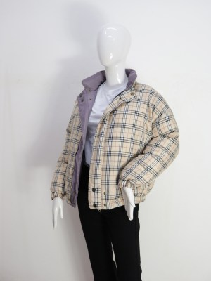 Triple H Hyuna Bomber Down Jacket