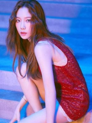 Red Woven Dress | Taeyeon – Girls Generation