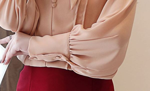 Apricot Blouse | Kim Mi So