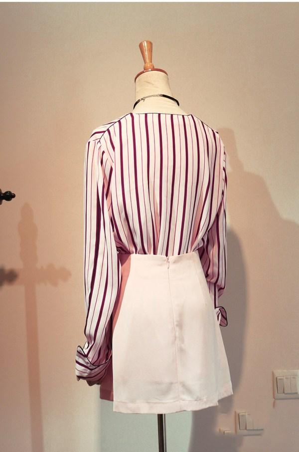 Pink Striped Shirt | Suzy