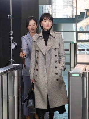 Gray Coat | Cha Soo-Hyun – Encounter