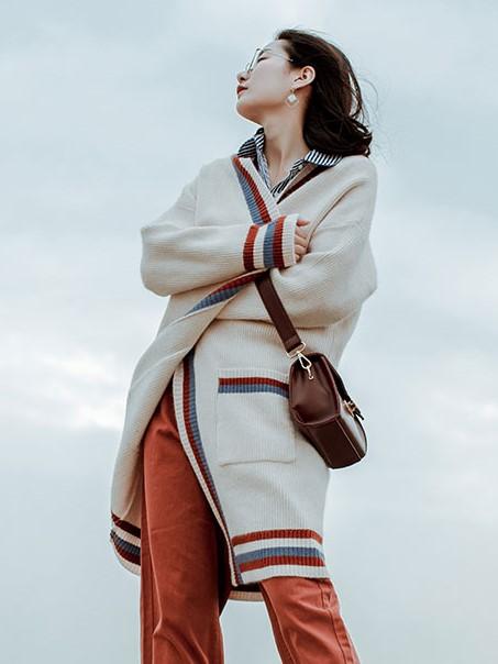 Long Warm Cardigan | Jung Hee Joo – Memories of the Alhambra