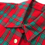 Red Checkered Shirt | Jung Hee Joo – Memories of the Alhambra