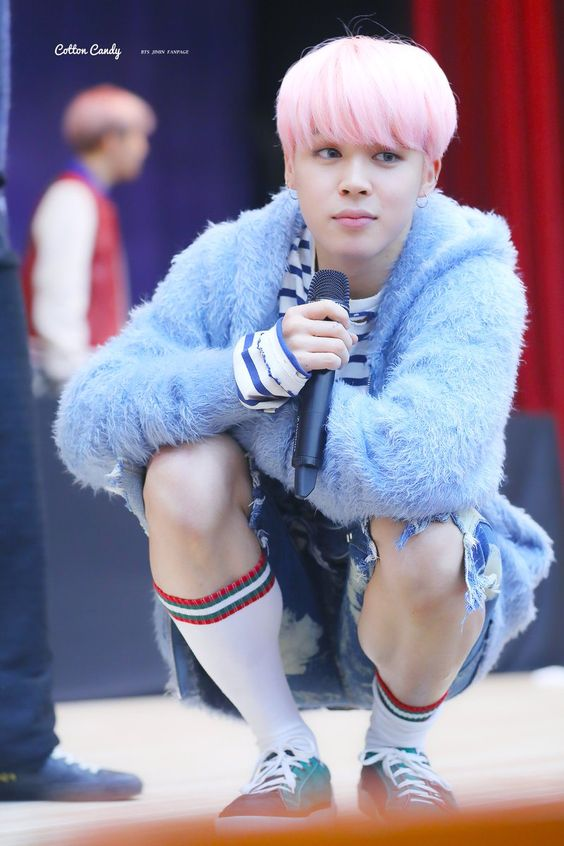 Comfy Blue Hoodie with Zipper | Jimin – BTS