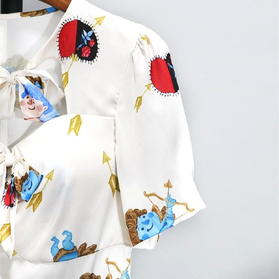 Cute White Dress | Jisoo – BlackPink