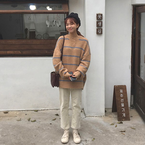Retro Pullover | Seulgi – Red Velvet