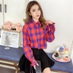 Cropped Blue Shirt | Nayeon – Twice