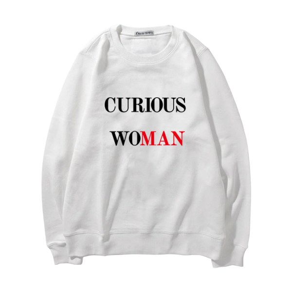 Curious Woman Sweater | Jeongyeon – Twice