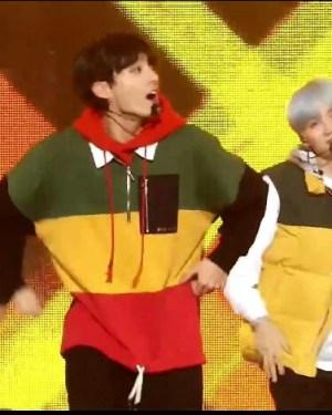 Colorful Sweater | Jungkook – BTS
