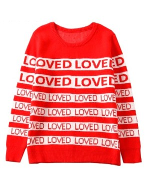 bts-suga-red-loved-sweater