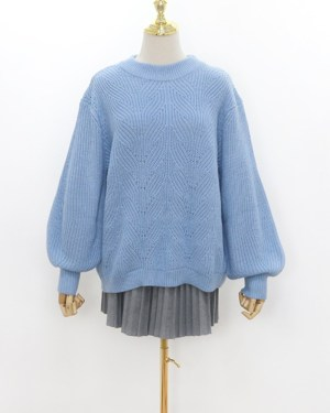 IU Sweater With Parted Back (1)