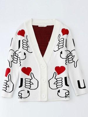 exo-baekhyun-thumbs-up-heart-cardigan