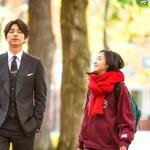 Hit the Bulls Eye Red Hoodie | Ji Eun-Tak – Goblin