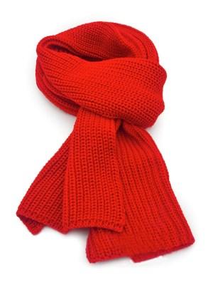 goblin-ji-eun-tak-red-wool-scarf