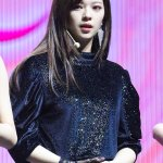 Blink Black Shirt | Jeongyeon – Twice