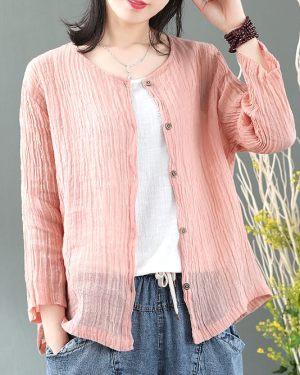 bts-jhope-pink-hem-cardigan