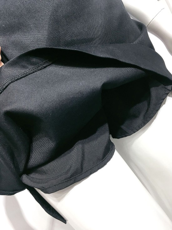 Black Mini Skort | Hyuna
