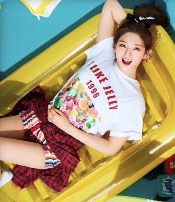 I Like Jelly T-Shirt | Jeongyeon – Twice