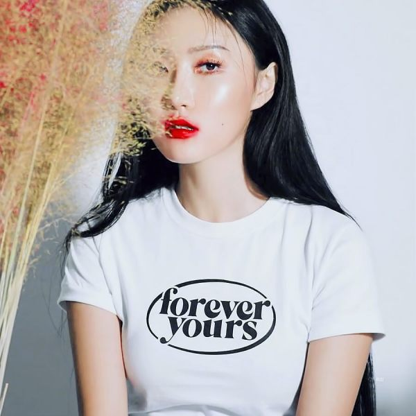 Forever Yours T-Shirt | Hwasa – Mamamoo