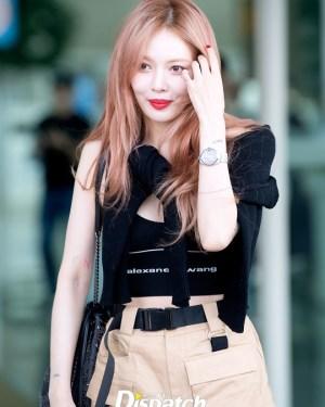 Crop Top | Hyuna