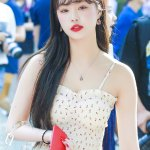 Padded Cherry Floral Sling Top   Soojin – (G)I-DLE