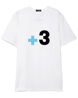 Wheein Plus Three T-Shirt (2)