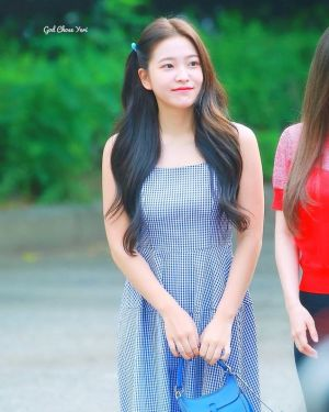 Blue Plaid Sleeveless Dress | Yeri – Red Velvet