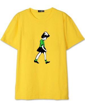 Mark Cartoon Girl T-Shirt (1)