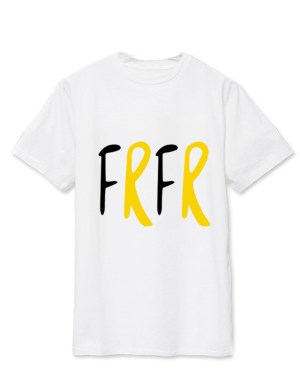 Taeyong FRFR T-Shirt (1)