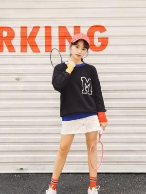 Yuta Letter M Sweater (8)