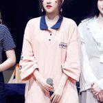 """Girls Change The World"" Pink Polo Shirt Dress   Yuqi – (G)I-DLE"