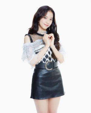 Off Shoulder Diamond Embroidery Lace Dress   Jisoo – BlackPink