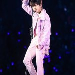 Pink Denim Jacket | Jungkook – BTS