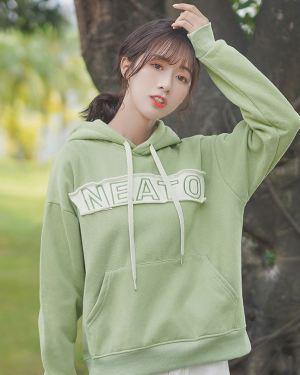"Green ""Neato"" Hoodie"
