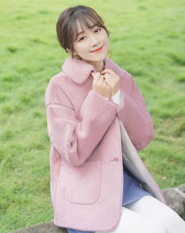 Velvet Soft Straight Jacket