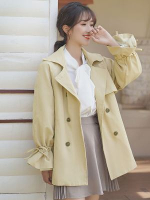 Yellow-Check-Coat-With-Laces-At-Sleeve-1-1.jpg