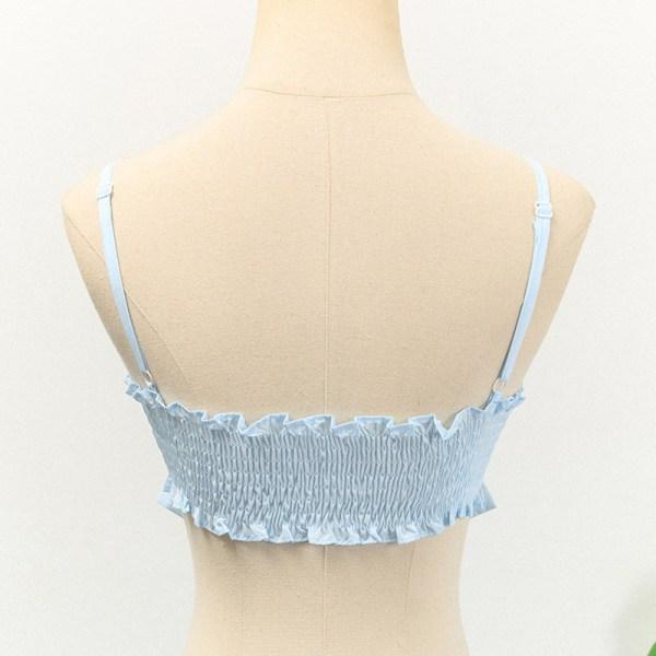 Blue Ribbon Sling Top | Jennie – BlackPink