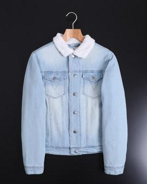 Nayeon Warm Denim Jacket (1)