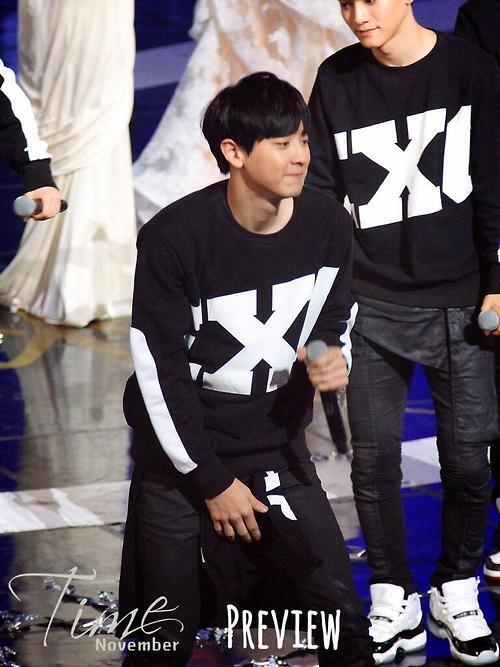EXO Pullover | Chanyeol – EXO